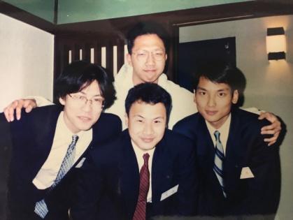 三菱電機新人研修会にて
