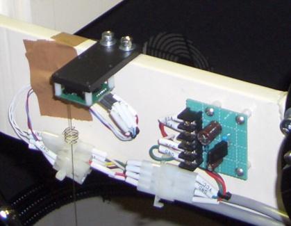 撚線機へ容易に無線通信が可能になった